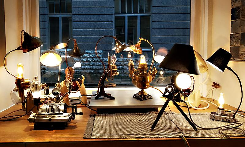 Hipster Light lambid Fe-galeriis!